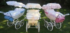 Prams And Pushchairs, Baby Strollers, Beautiful, Retro, Children, Bobs, Vintage, Modern, Toy
