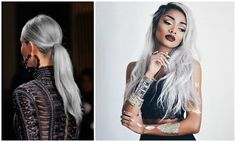 50 Shades Of Granny Hair - Notorious Magazine