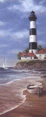 Lighthouse Shoals II T. C. Chiu