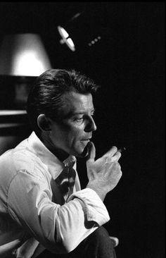 Actor Gérard Philipe (Sergio Larrain, 1959)