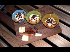 IONsweets.gr - Cupcake με Μήλο, Μέλι και Ιπποφαές