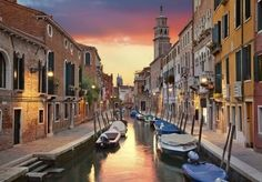 Classic Venetian break with iconic Venice Simplon-Orient-Express railway journey.