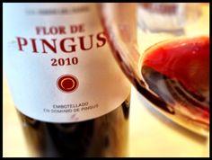 El Alma del Vino.: Bodega Dominio de Pingus Flor de Pingus 2010.