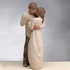 Willow Tree Promise Wedding Cake Topper Figurine - Wedding Collectibles