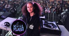DJ Kool Flash una estrella de tan solo once años