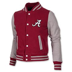 <p>Cheer loud and proud in the Women's Press Box Homer College Jacket that mixes retro school pride and modern day fanaticism.</p> <p>Styled like a letterman jacket, you're guaranteed to be cozy as you turn heads in the stands. Constructed with a durable cotton and polyester blend, plus heavy duty ribbed cuffs and hem, this snug fit is something you can rock season after season. In case somebody could miss this fashionable blend of your school's colors, the logo and name is proudly displayed…