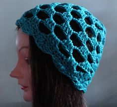 Turquoise Sparkle Crochet Hat,Sparkle Hat,Stylish Hat,Trendy Hat,Jeweled Hat,Summer Hat,Summer Wear Hat, Women's Fashion Hat,Spring Wear Hat by DebsDevineDesigns on Etsy