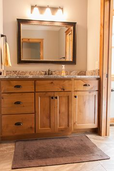 Depiction Of Creating Distressed Wood Cabinets Only With