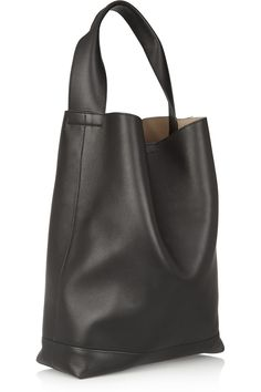 Marni | Large leather tote | NET-A-PORTER.COM