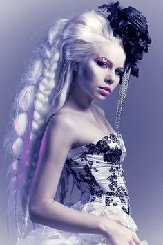 Kerli as Vera the Fae.  Best friend of Johnny and girlfriend to PJ Michael's-Patrick Michaels' Twin Sister.