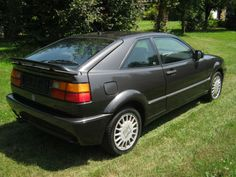 1991 Volkswagen Corrado 1.8 G60 - Originalzustand >> 160hp