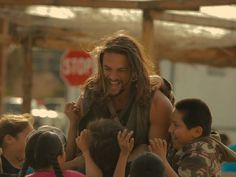 Momoa's 'Road to Paloma' film done on a tiny budget