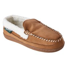 Woolrich Mens Camper Chestnut Slipper Slippers Sneakers Airstream Trailers