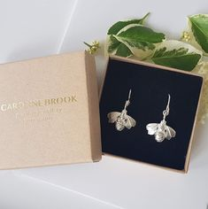 Bee Earrings-silver bee earrings-bee jewellery