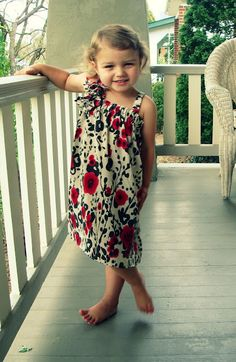 Create and Delegate: Tutorial: J. Crew Inspired Girls Dress