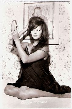 Claudia Cardinale. Beauty at it's best