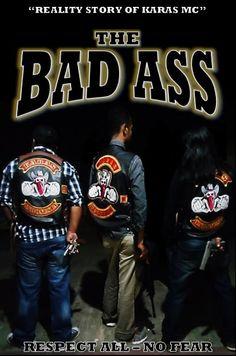 THE BADASS Mini movie of KARAS MC