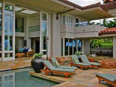 United States-Hawaii-Magnificent Beachfront Home | Dış Mekan/Outdoor