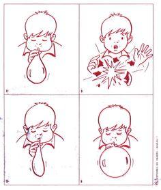 Manuels anciens: Histoire en images, niveau 1 (1980) Sequencing Pictures, Sequencing Cards, Sequencing Activities, Preschool Kindergarten, Numeracy, Primary School, Games For Kids, Worksheets, Homeschool