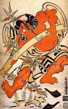竹抜き五郎 たけぬきごろう Takenuki Gorou by 市川団十郎 いちかわだんじゅうろう Ichikawa Danjyuurou 鳥居 清倍 とりい きよます Torii Kiyomasu