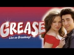 Grease Full Musical with Laura Osnes - Awwww yiss Theatre Shows, Broadway Theatre, Music Theater, Terrence Mann, The Threepenny Opera, Rodgers And Hammerstein's Cinderella, Grease Musical, Random Things, Random Stuff