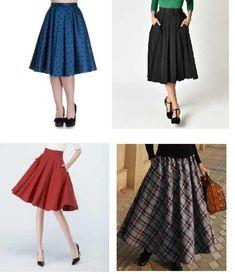 EVERYDAY SEW: Η ΤΕΛΕΙΑ ΗΜΙΚΛΟΣ ΦΟΥΣΤΑ. Waist Skirt, Midi Skirt, High Waisted Skirt, Skirt Tutorial, Sewing, Skirts, Tutorials, Diy, Fashion