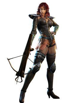Mamiya: Characters & Art - Fist of the North Star: Ken's Rage 2