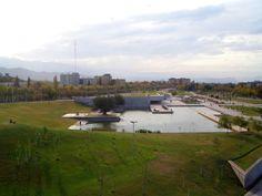 Parque Central de Mendoza / Mendoza Central Park. | photo ©B4FS Arquitectos
