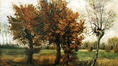 "Tchaikovsky & van Gogh meet in October (""Autumn Song"", live performance)"