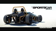 The basic idea was to create a lightweight, open frame, track car that got looks and feel and would not cost a fortune to build. So I went for the open wheel version, with a silhouette that's speed boat design reminiscent, wrapped around a space fr… Lotus Models, Go Kart Plans, Rims For Cars, Boating Outfit, Automotive Decor, Pontoon Boat, Boat Design, Speed Boats, Transportation Design