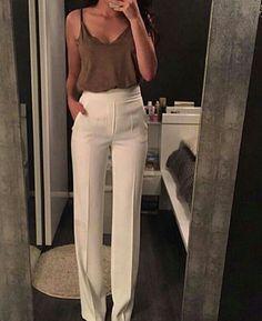 Love the high waist on these