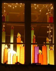 Wachtvereinigung Dorfmeilen - Adventsfenster 2012