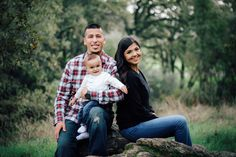 Family Session. Rocio Rivera Photography.