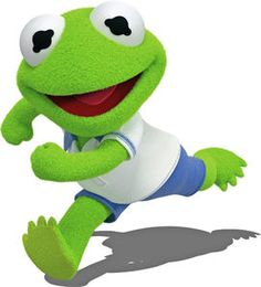 Check out this transparent Muppet Babies Kermit running PNG image Muppet Babies, Baby Birthday, Birthday Party Themes, Hello Kitty Imagenes, Smiley Happy, Snoopy Christmas, Baby Clip Art, Kermit The Frog, Jim Henson