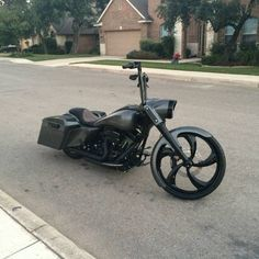 2009 Harley Davidson Road King Custom