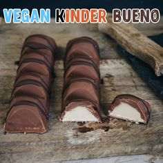 Kinder Bueno – we all know it, we all love it! How many times since going vegan have I wished that they would finally bring a vegan version to the market. For all those desperate souls out there that just want to treat themselves with their favorite childhood snack once in a while. Well, I've...Read More »
