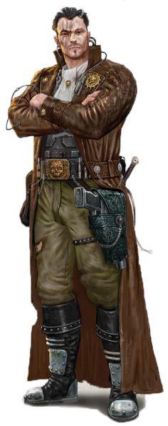 Bounty Hunter - Necromunda - Warhammer 40K - GW