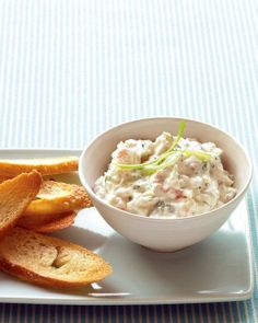 Herbed Shrimp Dip Recipe