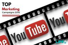 YouTube: le migliori campagne Marketing del 2016 Youtube News, Campaign