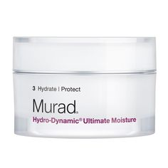 Murad Age Reform Hydro-Dynamic Ultimate Moisture infuses your skin with essential nutrients and deep hydration for plumper, firmer, more youthful looking skin. Murad…