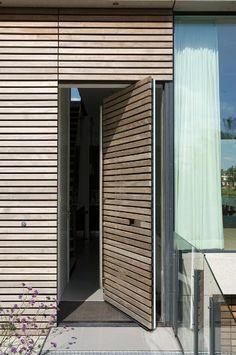 Die Pivot Tür Ist Die Ultimative Im Bereich Architektur Und Ästhetik.  FritsJurgens Macht Perfekte Scharnier Für Die Perfekte Tür. Finden Sie  Heraus!