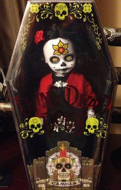 My Living Dead doll Camilla