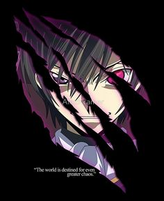 Lelouch Lamperouge by AlexKramer