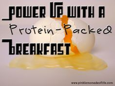 Power Up with a Protein-Packed Breakfast