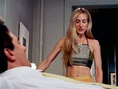 Carrie Sex and the City Season 2 Episode 11