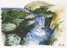 I giardini rocciosi acquatici (su Houzz) | Giardinaggio Irregolare