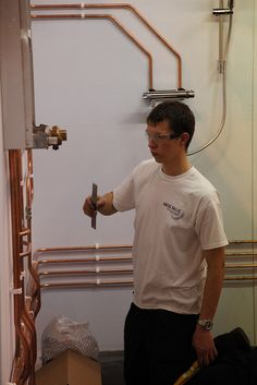 """Plumbing Competition     I like the photo.   """"See How I Earn $1,832 - $2,856+ Per Week   PART TIME Without Spending A Single Penny   And How You Can Do The Same For Free!""""  http://passivenetincome.co.uk/free/system.html"""