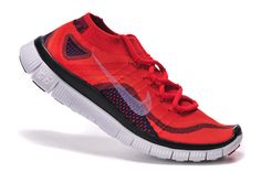 94489b2638001 All Nike Free Flyknit Mens in our store are fashion with great  quality.Online Nike Free Flyknit Mens Red Black 2015 Running Shoes 2015 For  Saleare now ...