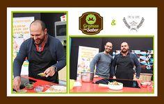 Boa tarde :)  Hoje o nosso post é dedicado a um bloguer português que conhecemos no Festival do Chocolate!!!  #gramascomsabor #parcerias   http://www.gramascomsabor.com/receita-de-mini-queques-de-laranja-do-convidado-rui-ribeiro/