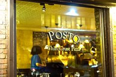 Posto Thin Crust Pizza - Restaurant Review  Hands down Posto has the best thin crust pie in NYC….unfortunately it's missing a few amenities to give it the full F&B stamp of approval.   #Restaurantreview #sippycupapproved #ForkAndBib #KidFriendly #KidFriendlyRestaurant #NYCRestaurant #NYCKidFriendly